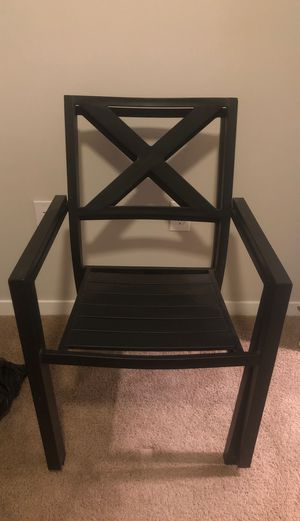 Outdoor chairs set for Sale in Phoenix, AZ