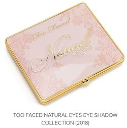 Too Faced Natural Eyes Eyeshadow Palette for Sale in Boise,  ID
