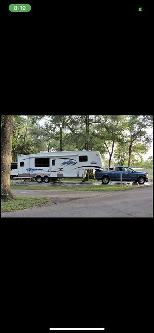 Truck and Camper for Sale in Lakeland, FL