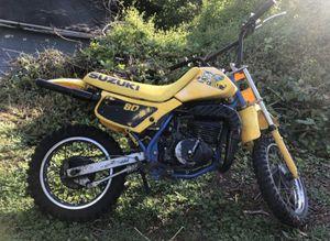 Suzuki, 1989, DS80 for Sale in FAIRMOUNT HGT, MD