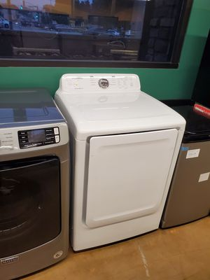 Samsung Gas Dryer White for Sale in Los Angeles, CA