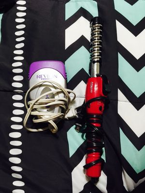 Hair Straightener and Curls for Sale in Fort Worth, TX