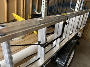 Brand New 20ft Werner Extended Aluminum Ladder for Sale in Aurora, CO