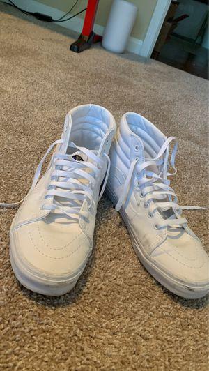 Size 11 vans men's shoes for Sale in Atlanta, GA