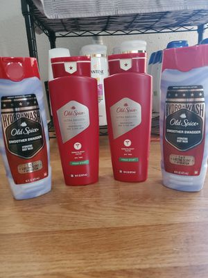 MENS OLD SPICE BODY WASH for Sale in Long Beach, CA