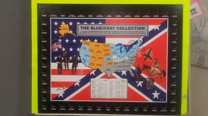 State Quarters Board. The Blue/GrayvCollection for Sale in Harrisonburg, VA