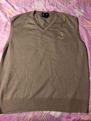Green vest from the Pinehurst golf club Found it in 1895 for Sale in Philadelphia, PA