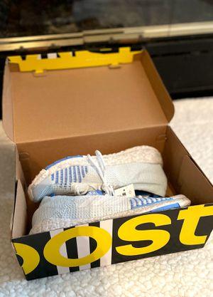 Adidas Boost Women Size 9.5 Pulseboost HD Sky Blue Running Shoes for Sale in Woodbridge, VA