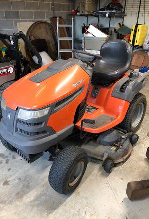Husqvarna mower 48 inch cut lawn tractor Hydrostatic for Sale in Shelbyville, TN