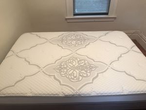 Double Mattress/Frame from Nest Bedding for Sale in San Francisco, CA