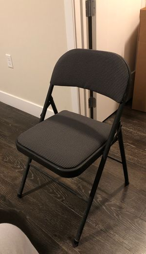 Foldable chairs (x2) for Sale in Baltimore, MD