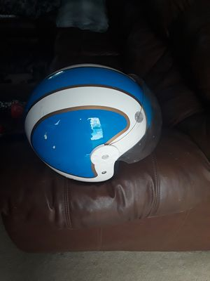 XL Cafe racing style motorcycle helmet... for Sale in Austin, TX