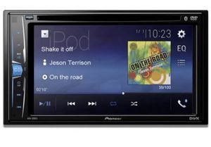 """New Pioneer AVH-200EX Double DIN Multimedia DVD Receiver with 6.2"""" WVGA Display, Built-in Bluetooth for Sale in Gardena, CA"""
