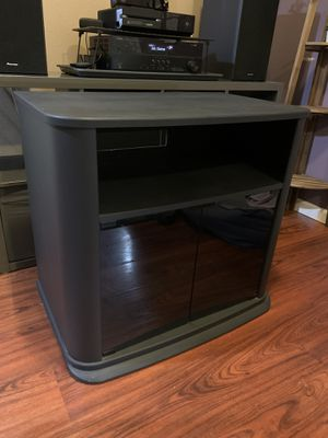 Tv stand / entertainment center. Perfect working order. for Sale in Portland, OR