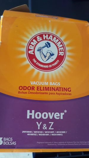 Hoover vacuum bags NEW for Sale in Miami, FL