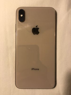 iPhone XS Max 64gb Factory Unlocked...Mint Condition for Sale in Linden, NJ
