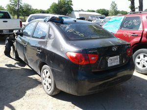 2007 HYUNDAI ELANTRA --- FOR PARTS ONLY // PARTES SOLAMENTE #6419 for Sale in Mesquite, TX