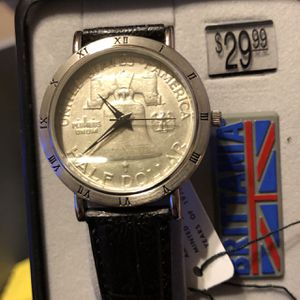 Brittania Silver Coin Watch for Sale in Palm Desert, CA