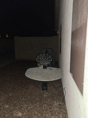 Free basketball hoop for Sale in El Mirage, AZ