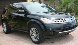 Very Clean Nissan Murano SL 2006 Wheelsss for Sale in Alexandria, VA