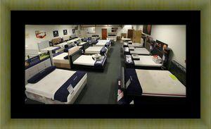 Queen mattress with queen box spring for Sale in Alexandria, VA