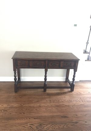 Console table for Sale in Dearborn, MI