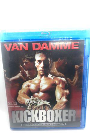 Van Damme kickboxer Blu-ray movie for Sale in Corona, CA
