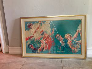 LeRoy Neiman Legends of gulf Palmer Hogan's for Sale in Cape Coral, FL