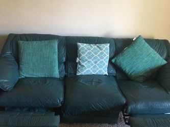 Leather Couch / Sofa for Sale in Fremont,  CA