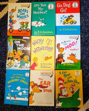9 Dr Seuss Hardcover Books for Sale in Puyallup, WA