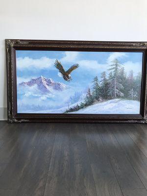 Amadio oil painting for Sale in McLean, VA