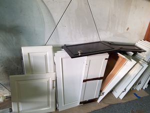 Cabinet doors for Sale in St. Louis, MO