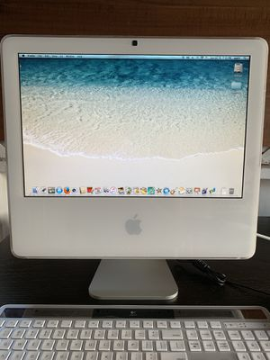 iMac all in one desktop computer for Sale in Vista, CA
