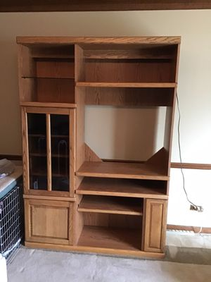 Entertainment Center for Sale in Bolingbrook, IL
