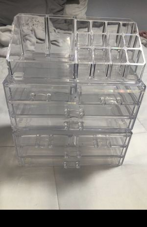 Acrylic organizers for Sale in Palmdale, CA