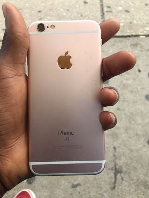 iPhone 6s rose gold for Sale in Silver Spring, MD