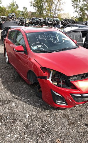 Selling parts for a red Mazda 3 for Sale in Detroit, MI