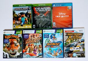 Factory Sealed Games Brand New for Sale in Orlando, FL