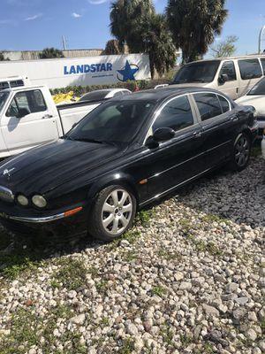 2005 Jaguar X type for Sale in Tampa, FL