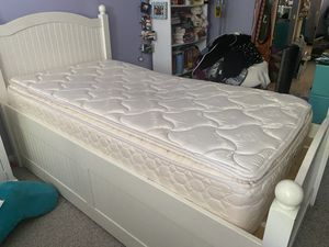 Two Pottery Barn Twin Storage Beds for Sale in Tarrytown, NY