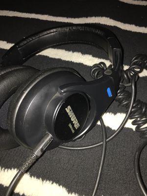 Shure SRH440 Studio Headphones for Sale in San Diego, CA