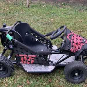 80 Cc Go Kart For Kids for Sale in Houston, TX
