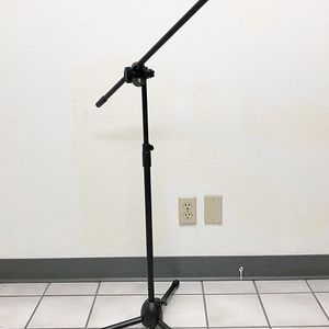 Brand New $15 Microphone Boom Stand Mic Clip Holder Studio Arm Adjustable Foldable Tripod for Sale in Whittier, CA