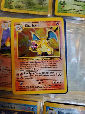 Original base set pokemon card lot for Sale in Warren, MI