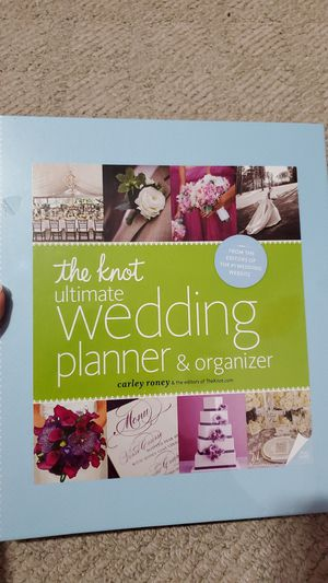 The Knot Ultimate Wedding Planner & Organizer for Sale in South El Monte, CA