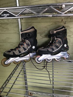 Roller skates, patines 9 size for Sale in Los Angeles, CA
