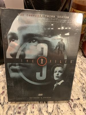 THE X-FILES SEASON 3 for Sale in Forest Heights, MD