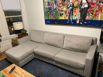 West elm sectional couch for Sale in San Francisco,  CA