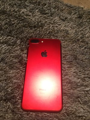 iPhone 7 Plus red for Sale in Las Vegas, NV