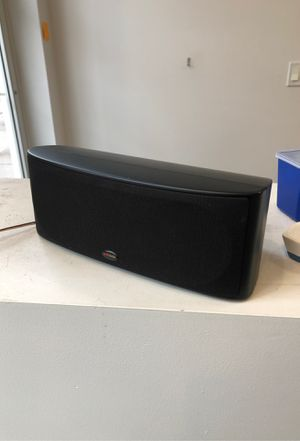 Polk Audio Center Speaker RM6752 for Sale in Chicago, IL